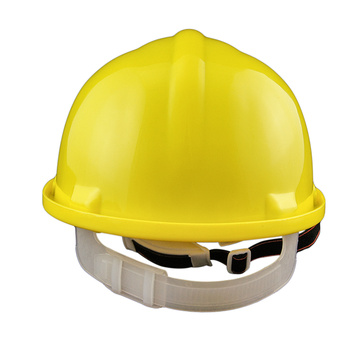 Textile Suspension Safety Helmet  with Chin Strap