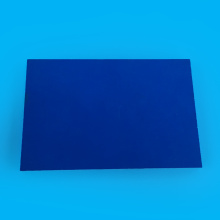 Dark Blue Best Selling PVC Sheet with EXW