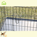 High Quality Double Metal Dog Cage