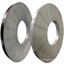 CBN lateral surface grinding wheel