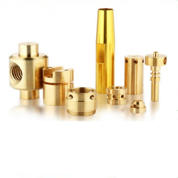 High precision CNC lathe machine  parts