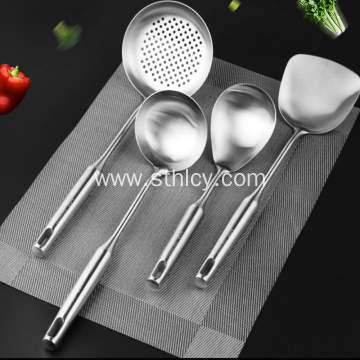 Stainless Steel Spatula Soup Spoon