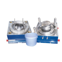 China Supplier for Daily Commodity Injection Mould Plastic painting pail and bucket injection mould supply to Lesotho Manufacturer