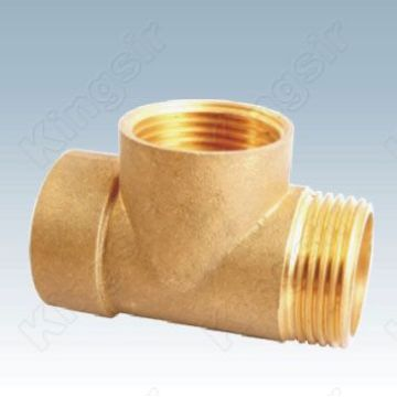factory Outlets for for Elbow Pipe Fitting Internal and external thread tee export to Italy Manufacturers