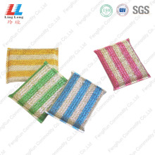 Best Quality for Golden Silver Cleaning Sponge Magic Kitchen Wahing Cloth Sponge supply to India Manufacturer