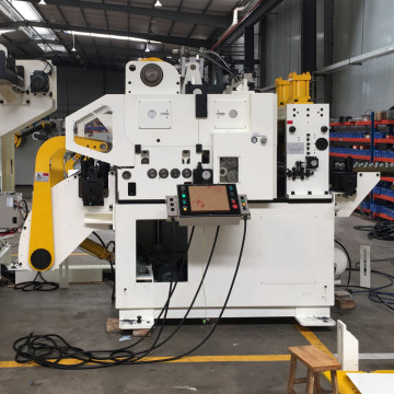 Combined Straightener Feeder Systems For progressive die