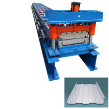 Leading for Kr18 And R101 Sheet Forming Machine Kr18 Standing seam roof roll forming machine export to India Importers