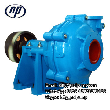 High Chrome Wear-Resisting Ash Slurry Pump