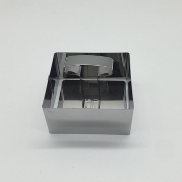 Stainless Steel Rectangle Shape Cake Mould