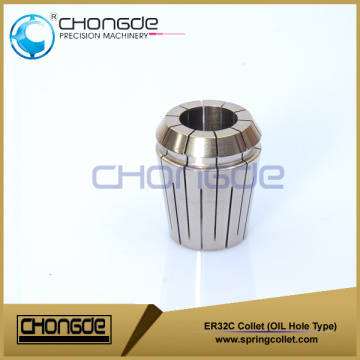 High quality ER/C Collet Oil hole type Collet