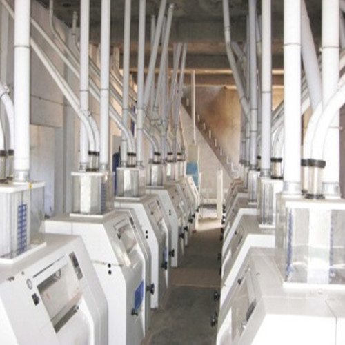 150 ton maize flour milling machine