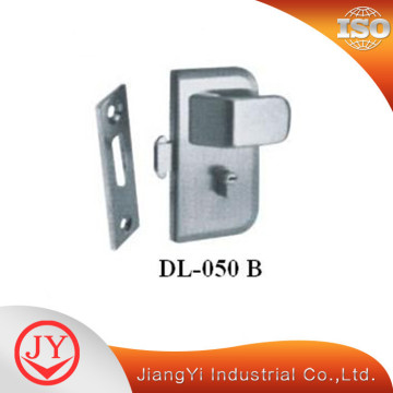 Glass Door Lock Without Drill For Hotel