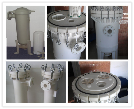 PP Plastic Pipeline Filter (3)