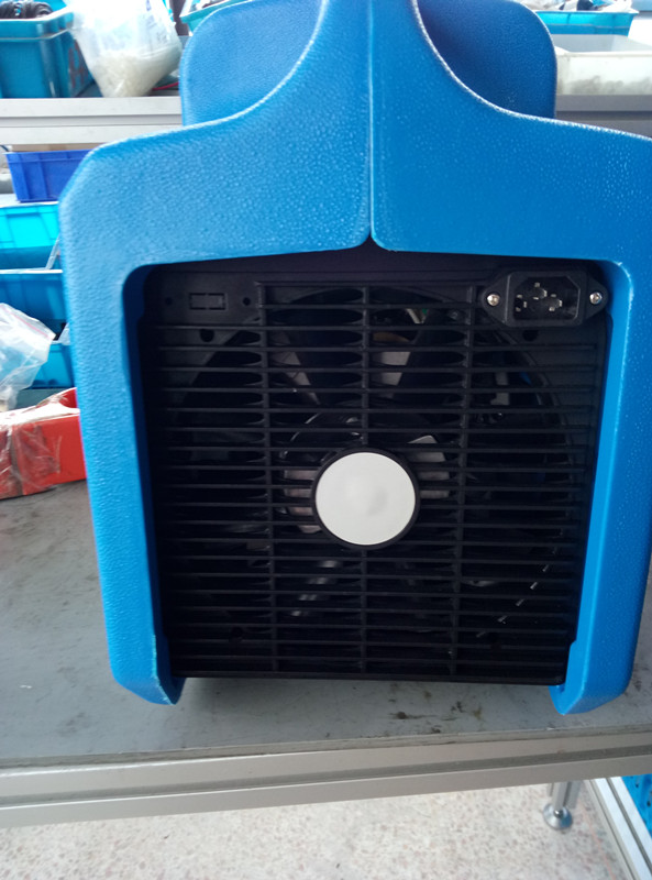 Portable good quality refrigerant recovery machine