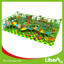 Supermarket kids club indoor playground