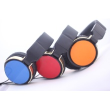 Hot sell customized wired DJ style headphone