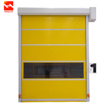 Automatic High Speed Exterior Roller Shutters Door
