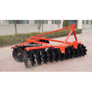 Hot sale middle duty pull type ce rotary disc harrow