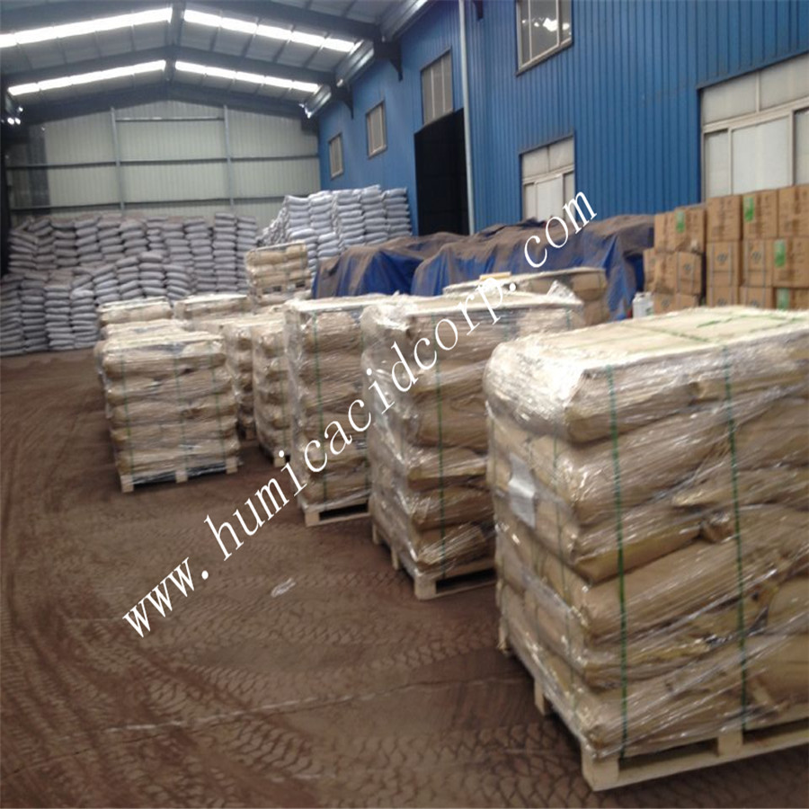 Humic Acid Granule From leonardite