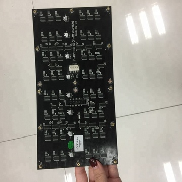 small pitch P2  flexible soft led display