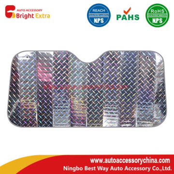 Hot sale for Laser Film Front Sunshade Auto Windshield Sun Shade export to Western Sahara Manufacturer