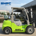 New Counter Balance Gas Forklift 3Tons Price