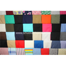 Best Quality for Cvc Dyed Fabric cotton poly blend fabric by the yard export to United States Wholesale