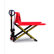 High Lift Scissor Truck Manual or Semi-Electric