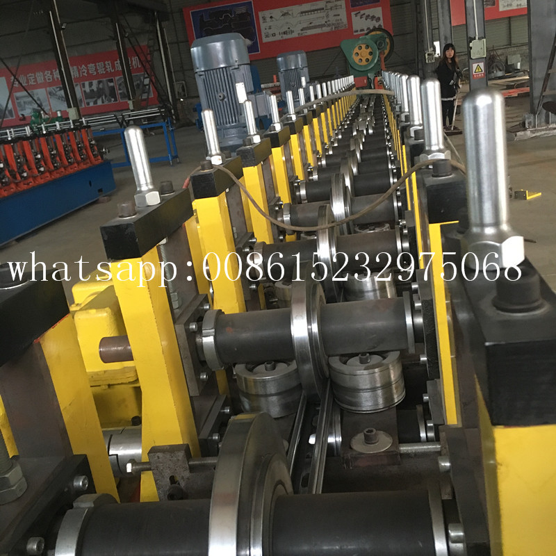 2018 New Automatic channel roll forming machine