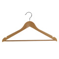 Natural Wooden Hanger of Clothes for Hotel