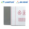 100% Virgin Material Grey PP Flame Retardant Sheet
