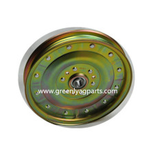 20 Years Factory for Case IH Spare Parts AH97031 674966R91 John Deere combine Flat flanged idler supply to Guatemala Manufacturers