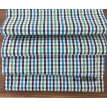 Hot Sale Check Cotton Shirt Fabric