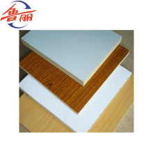 Good quality 100% for Melamine Laminated MDF,Plain Melamine Mdf,Melamine MDF Board Manufacturers and Suppliers in China Melamine laminated MDF board supply to Haiti Supplier