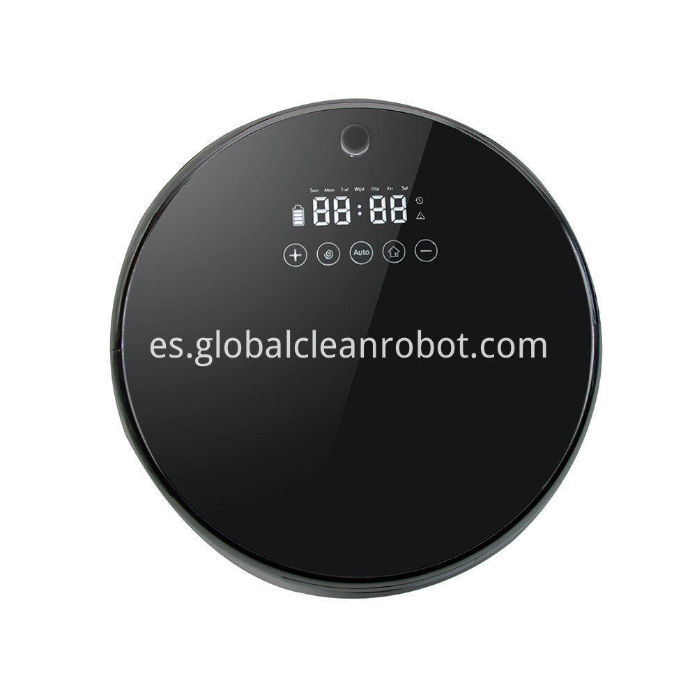 Automatic Recharge Mopping Vacuum Robot (3)