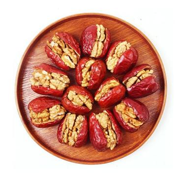 Big Dried Red Dates with walnut