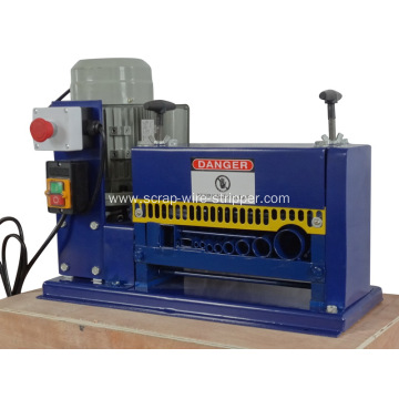 cable strip machine