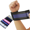Custom bandage mens wrist sweatband brace support