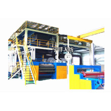 Non woven machine in 2019