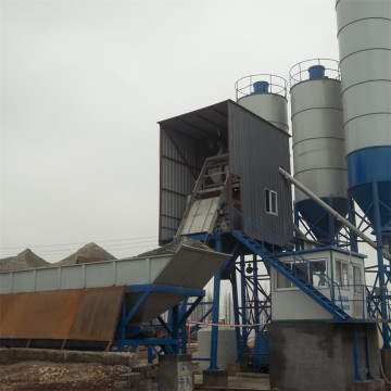 Precast ready mix concrete mixing plants cost equipment