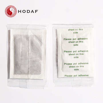 hot sale natural wood detox foot patch