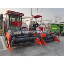 Low Cost for Crawler Type Rice Combine Harvester Gold Dafeng Harvester Series export to Bahrain Factories