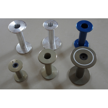BOBBINS FOR COVERING AND TWISTING MACHINE