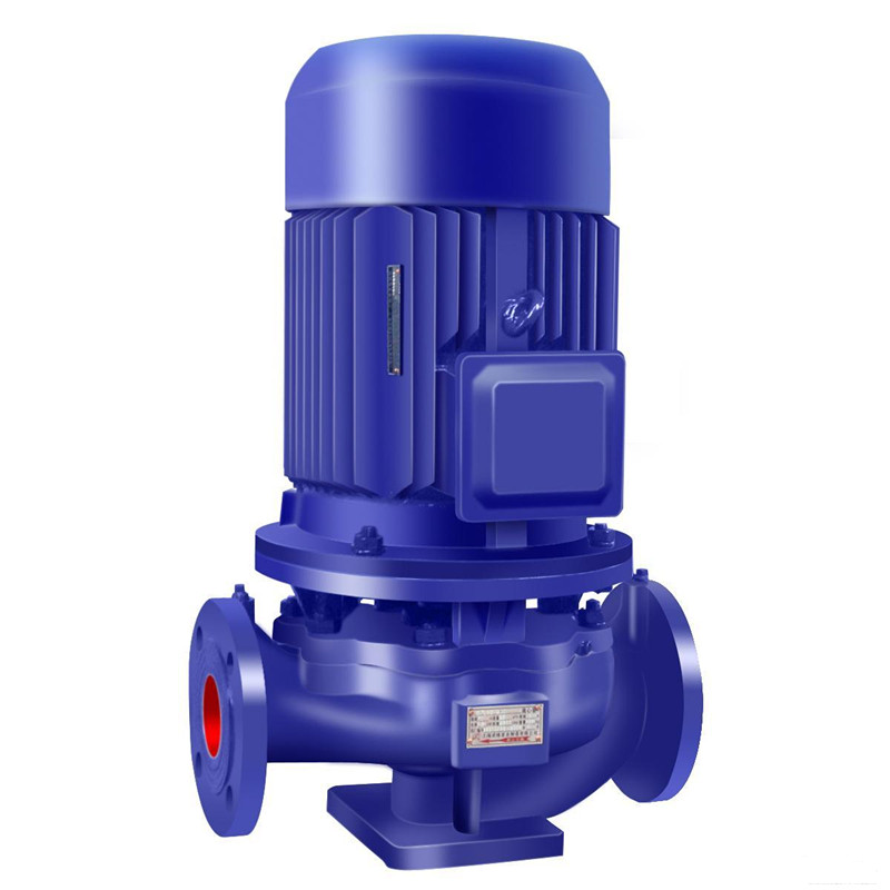 IHG vertical single-stage single-suction stainless steel explosion-proof centrifugal pump