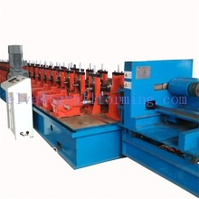 Photovoltaic supporter slotted roll forming machine
