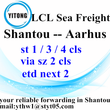 Good Quality for China Sea Freight LCL Transport, LCL Consolidators | Shipments Services. Shantou LCL Ocean Shipping Forwarder to Aarhus export to South Korea Factory