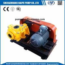 Naipu rubber slurry pumps