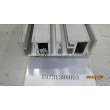 Aluminum Sill for KONE Side Opening Doors KM731388H03