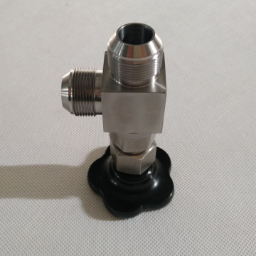 Stainless Steel Hydraulic Screw Switch Stop Valve YSF-16
