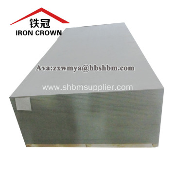 Non-Formaldehyde Floor Panel Fireproof Fiber Cement Board